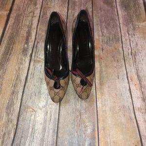 Gucci Shoes - Authentic Gucci Pumps